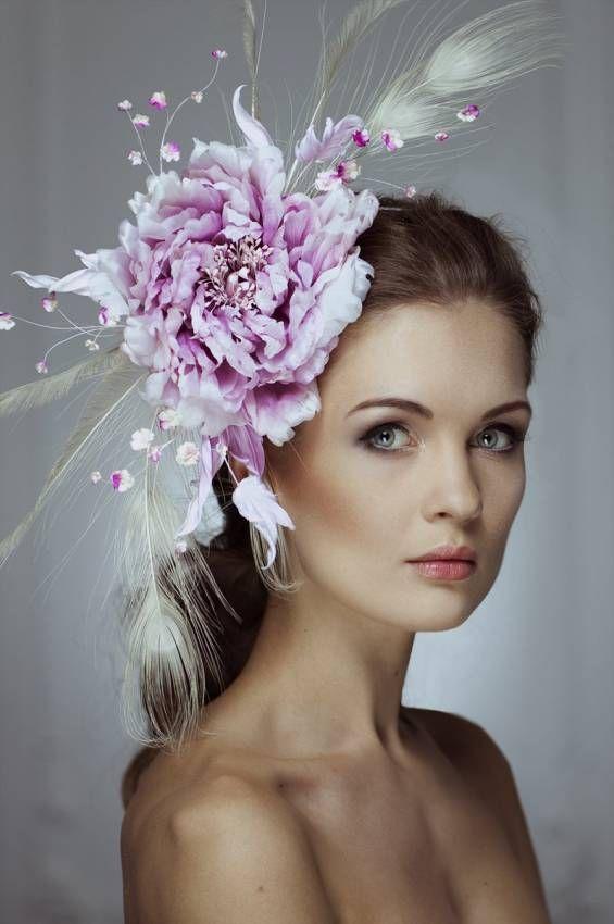 Wedding - Цветы из ткани Полины Кузнецовой