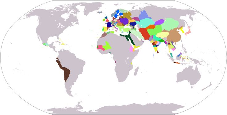 map of the world more history maps