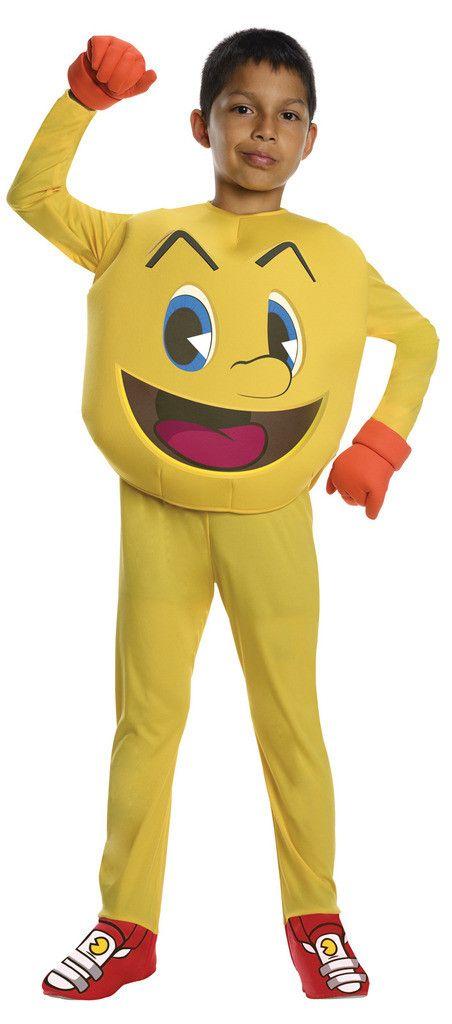 Pac Man Child Costume