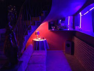 L'Intrigo club prive: Un pò di interni
