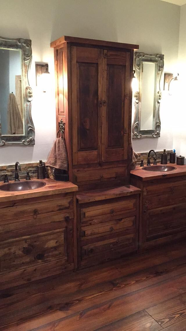 1000 ideas about pallet vanity on pinterest pallets for Pallet bathroom vanity