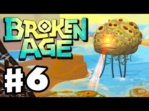 Broken Age - Gameplay Walkthrough Part 6 - Mog Chothra Boss Fight! (PC, iOS, Android) - YouTube