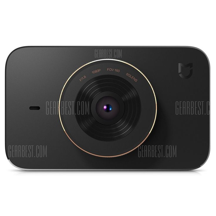🏷️🐼 Xiaomi mijia Car DVR Camera-BLACK - 42.17€    This Xiaomi mijia 1080P Car DVR Camera, adopted MSC8328P chip and SONY IMX323 CMOS image sensor, equipped with mini car charger, features with a variety of functions, such as loop-cycle recording, parking monitoring, auto power on, and so on, provides you a more comfortable and worry-free...  #BonsPlans, #Deals, #Discount, #Gearbest, #Promotions, #Réduc, #Xiaomi