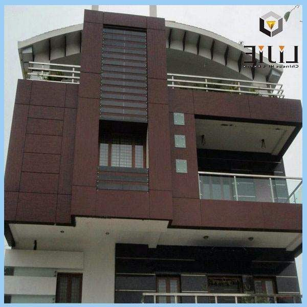 Exterior Wall Cladding Aluminium Products 9981