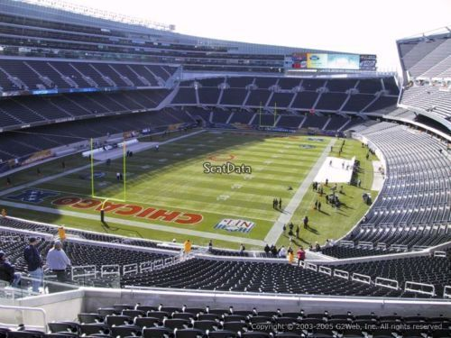 #tickets 2 TICKETS CHICAGO BEARS vs DETROIT LIONS SUNDAY 11/19/17 please retweet