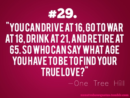 139 best One tree hill <3 images on Pinterest | Tv quotes, Film ...