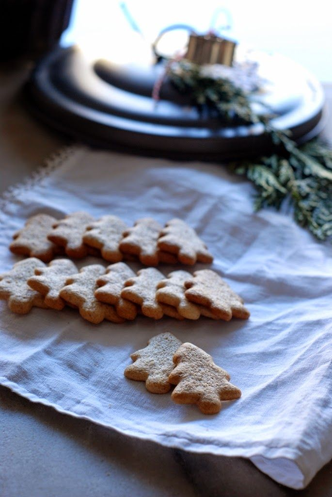 The Christmas cookies I remember most are those that were given to our family by my best friends mother.  In fact, the only cooki...