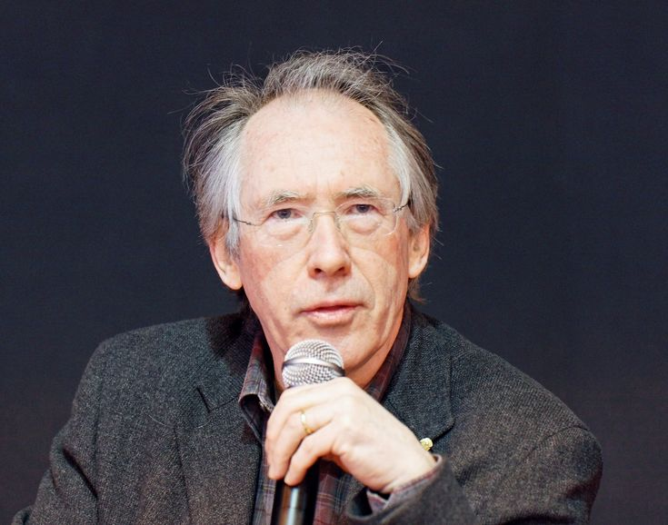 """Interview: Ian McEwan, The Art of Fiction No. 173."""" Read Ian McEwan's works for craft, especially """"Atonement"""""""