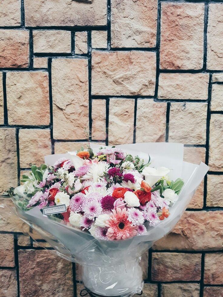 Flower bouquet floral arrangements graduation flower