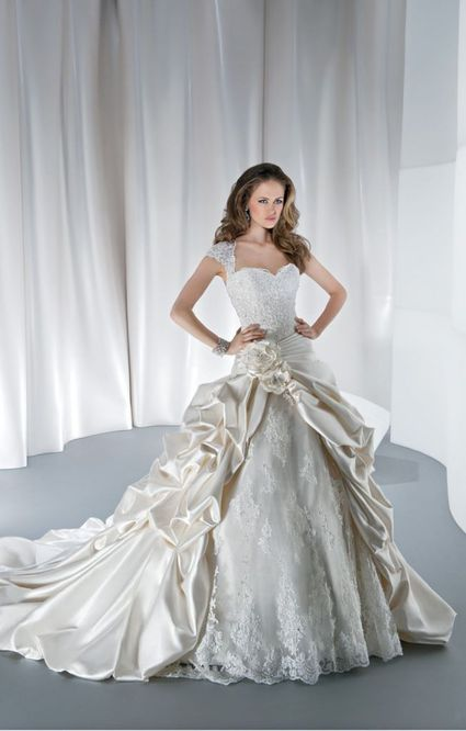 Magnifique robe Demetrios  - Savoie