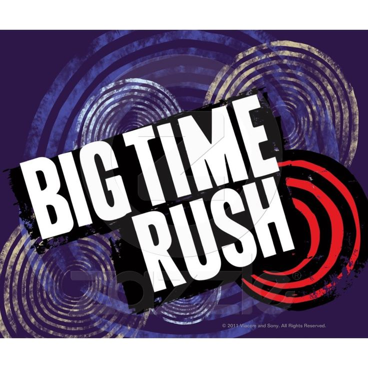 Big Time Rush not my favorite band but good music! my fav. is window down though, and big time rush. :):)