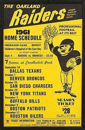 1000 Ideas About Oakland Raiders Tickets On Pinterest