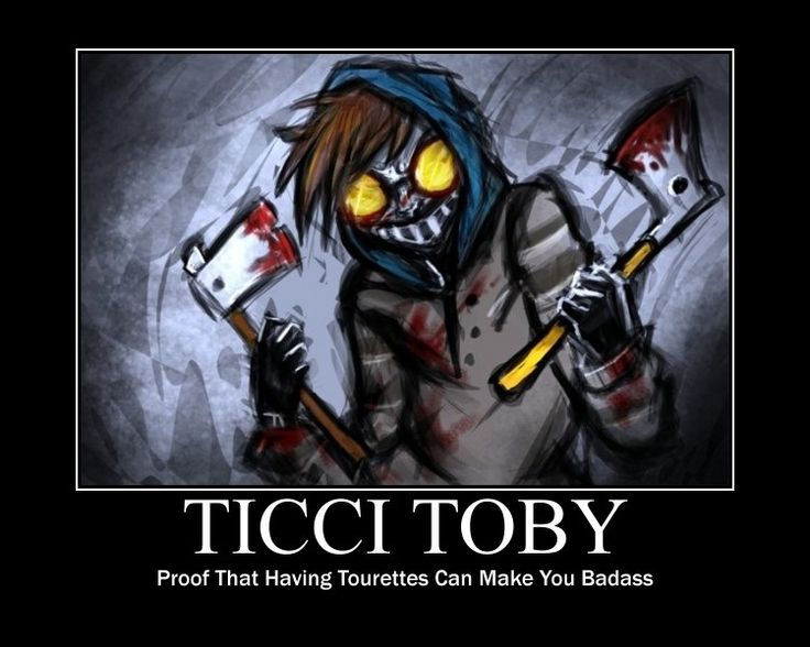Ticci Toby is so much more than just an average proxy, he is a good, warm hearted person, and all the proxies have their own purpose. Description from pinterest.com. I searched for this on bing.com/images