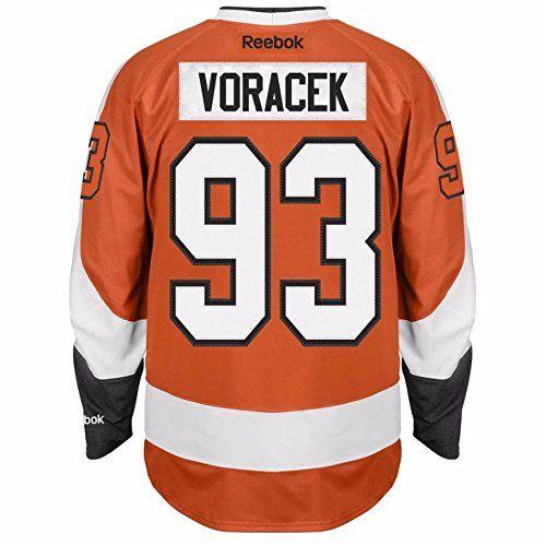 finest selection a300b 33999 Flyers Jakub Voracek Replica Jersey   Cool Philadelphia ...