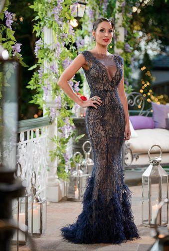 Snezana wears Philippa Galasso on The Bachelor Australia 3