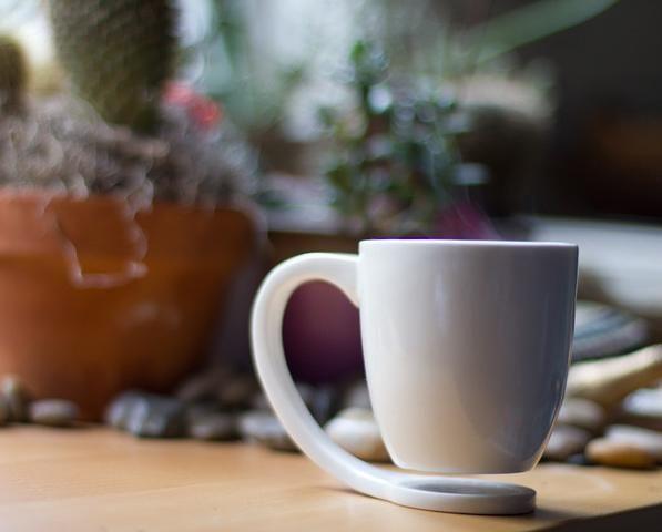 The Floating Coffee Mug Stuff I Like Pinterest Café Tazas And Objetos