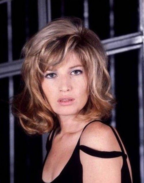 Monica Vitti Belleza al natural de los 70´s
