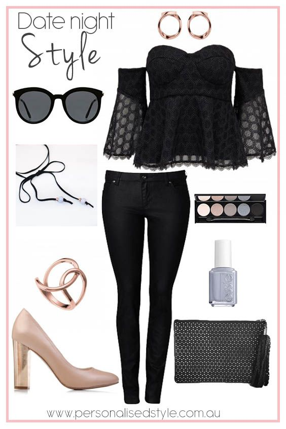 Date night Style... One of the outfits we created for a client! Enjoy a Personal Stylist create outfits to suit and flatter YOU xx