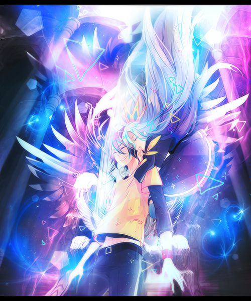 No game No life by TitusGsT on DeviantArt