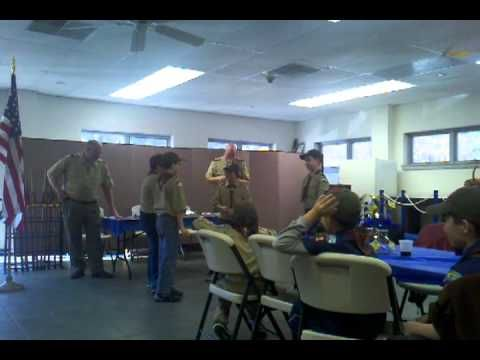Cub scout ice fishing skit youtube cub scouts for Ice fishing videos on youtube
