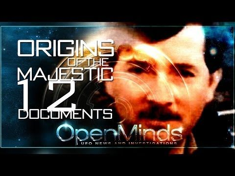 Majestic 12: Is This Legendary UFO Conspiracy U.S. Air Force Disinformation? (VIDEO)|Alejandro Rojas