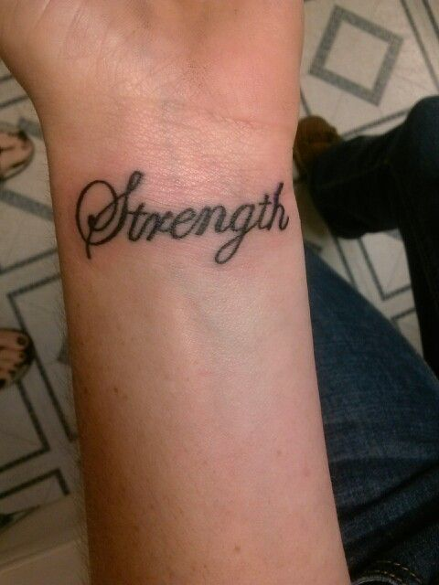 42 best Quote and word tattoos! images on Pinterest | Word ...