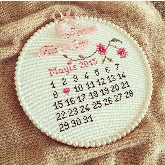 Calendrier mariage
