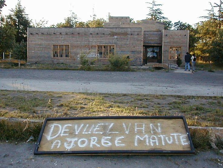 La antigua discoteca La Cucaracha, donde desapareció Jorge Matute Johns en 1999