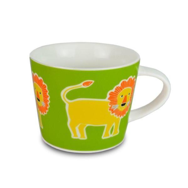 Scion Guess Who Lion Mini Green Mug – Beaumonde ®