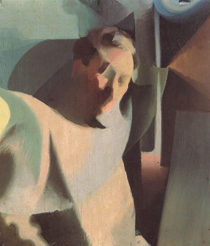 Giacomo Balla, Autostati d'animo (Self Portrait), 1920