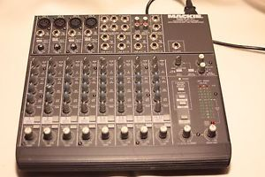 Mackie 1202 VLZ Pro 12 Channel Mic Line Mixer with Premium XDR Mic Preamps   eBay