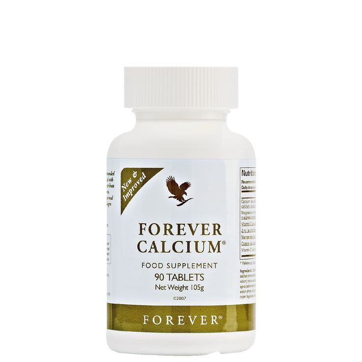 New Forever Calcium Forever Living Products Calcium Energy Boosters Natural