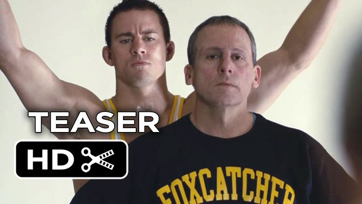 """New #Foxcatcher Teaser Trailer #3! """"There are some psychological issues that we need to take care of."""""""