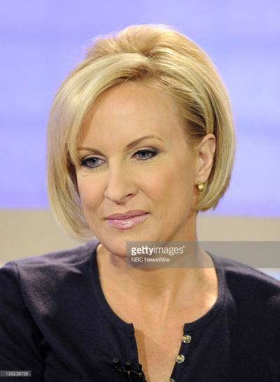 Mika Brzezinski appears on NBC | MIKA CM HAIR in 2019 ...