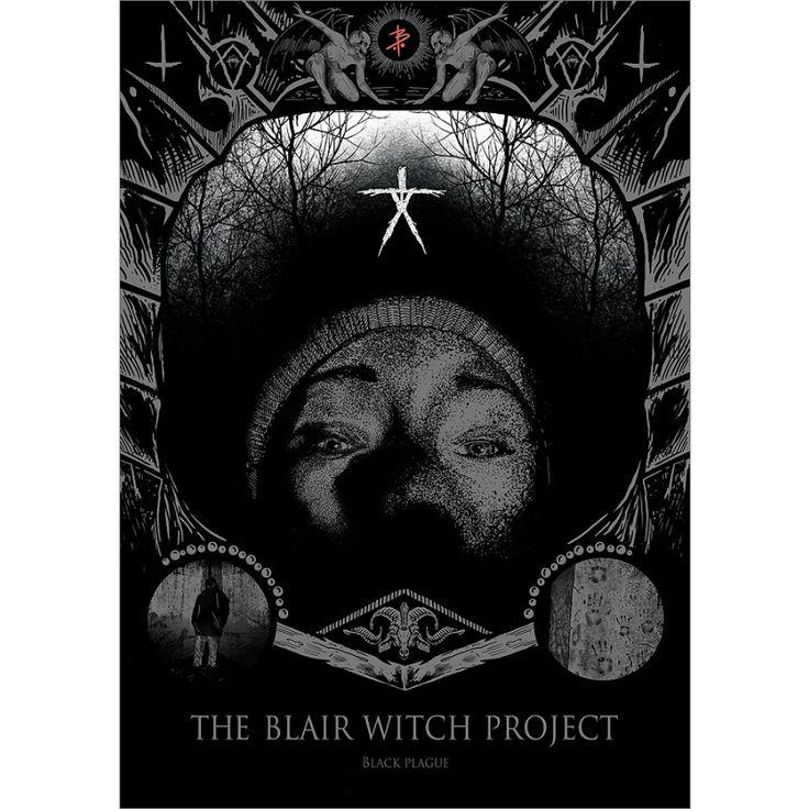 A Bruxa de Blair / The Blair Witch Project by Black Plague
