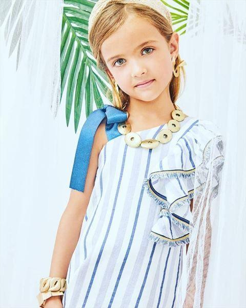 ecc3a3b6a Vestido niña Dubai