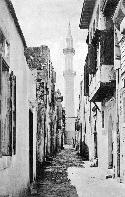 Ρέθυμνο, αρχές 20ου αιώνα.