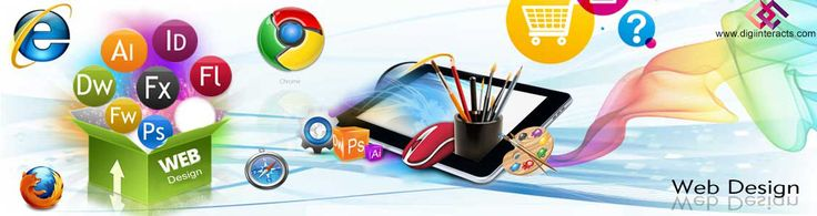 DIGI Interacts is a leading creative website designing team spends time to understand your business objectives & target niche before starting the designing process.
