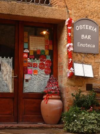 Photo of Osteria La Porta--Monticchiello