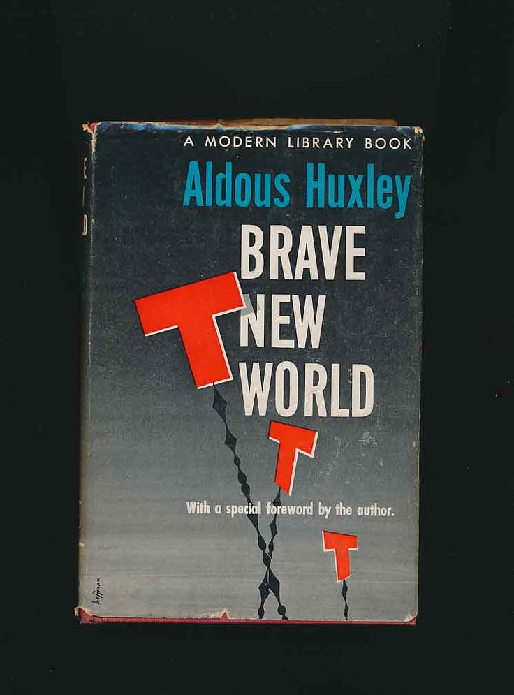 brave new world and how it How can the answer be improved.