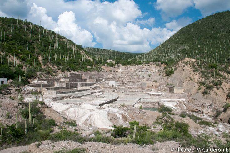 Imagenes impactantes de un lugar mágico en la sierra mixteca de Puebla, en la frontera con Oaxaca