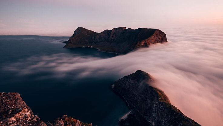 Lofoten, an archipelago and a traditional district in the county of Nordland, Norway is the sheer definition of the raw beauty .  Austrian photographer Sebastian Scheichl, Lofoten captures its distinctive scenery with dramatic mountains and peaks, open sea and sheltered bays, beaches and untouched lands. Part 2 of 2.