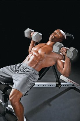 Build a Massive Chest Workout Routine - Men's Fitness - Page 6-Visit our website at http://www.premierfitnesscenterdaytonmall.com for a FREE TRIAL PASS men's fitness, fitness inspiration