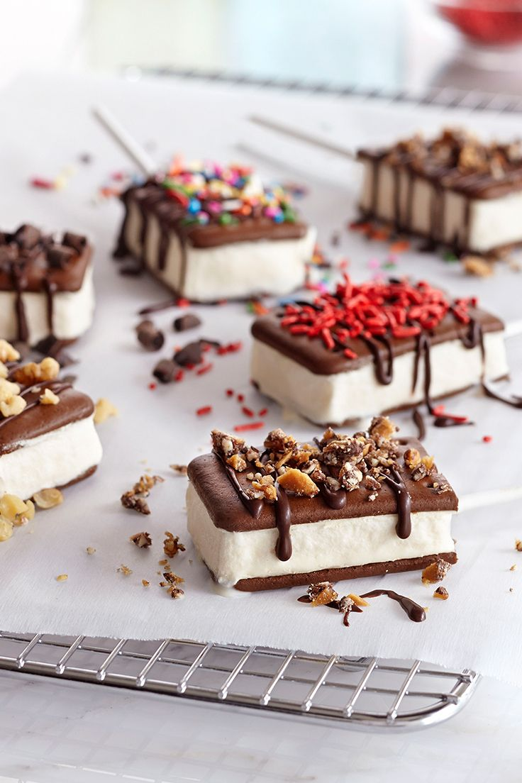 15 Best Ice Cream And Frozen Treats Images On Pinterest