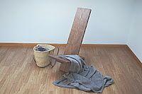 Silla Lotta madera reciclada