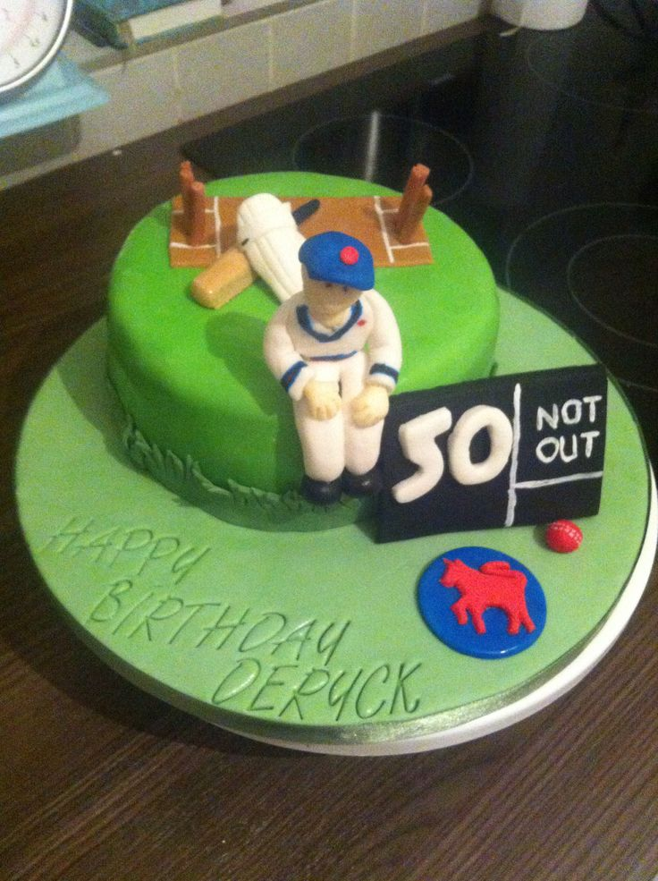 Cricket 50th