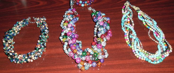 necklaces for summer!