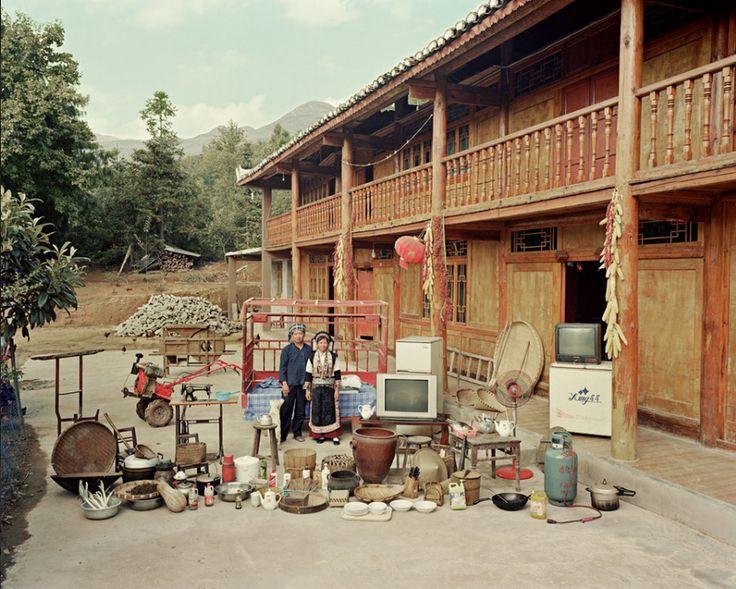 Family Stuff by Huang Qingjun.