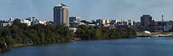 Montgomery Alabama - current panorama