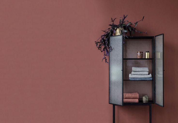 Bløde teksturer og nye tekstiler hos Ferm Living